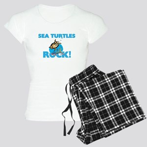Sea Turtles rock! Pajamas