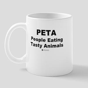 People Eating Tasty Animals - Mug