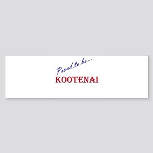 Kootenai Bumper Sticker