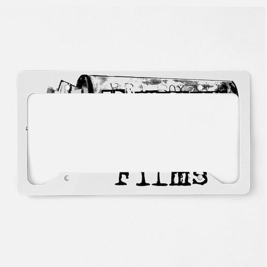 ecfilms-4dark License Plate Holder