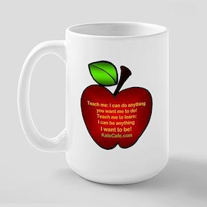 Kat's Cafe Large Mug
