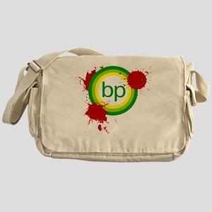 shutemdown_black Messenger Bag