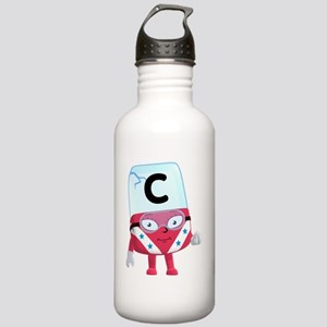 C Stainless Water Bottle 1.0L