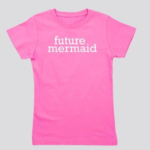 Future Mermaid Girl's Tee