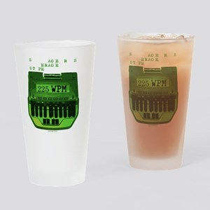 2-SERIOUSLY Drinking Glass