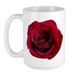 Red Rose Large Mug