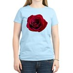 Red Rose Women's Light T-Shirt