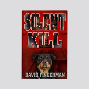 Silent Kill greeting card Rectangle Magnet