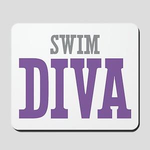 Swim DIVA Mousepad