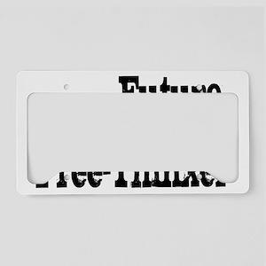 FFT License Plate Holder