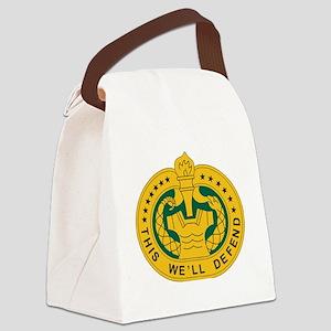 big Drill_Sergeant Canvas Lunch Bag