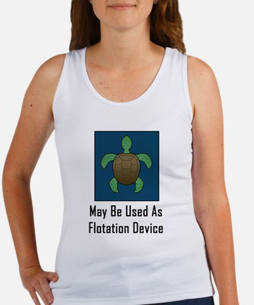 Sea Turtles May Be Used For F Women's Tank Top