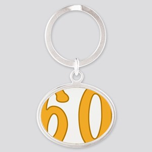 Marker60 Oval Keychain