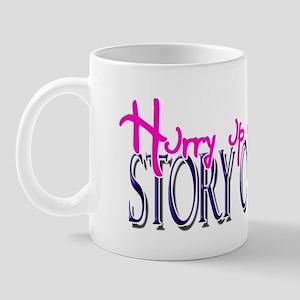 hurrywait Mug