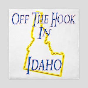 Idaho - Off The Hook Queen Duvet