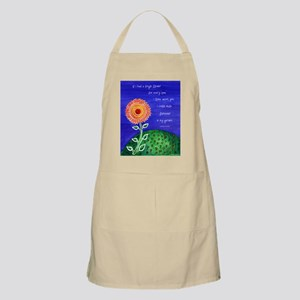 sSunflower small poster Apron