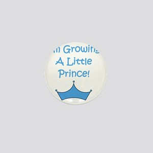 imgrowingalittleprince_crown2 Mini Button