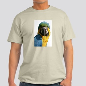 Blue and Gold macaw T (many colors available)