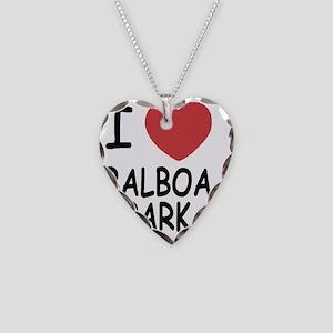 BALBOA_PARK Necklace Heart Charm