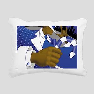 sigmapad Rectangular Canvas Pillow