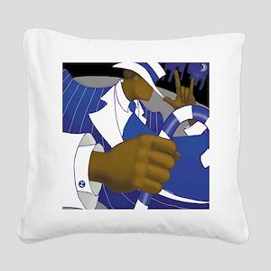 sigmapad Square Canvas Pillow