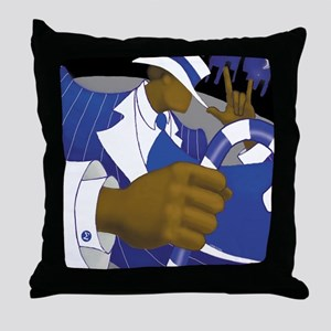sigmapad Throw Pillow