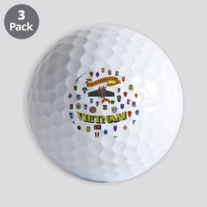 brothers forever Golf Balls