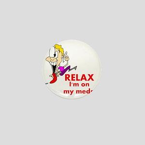 relax-meds Mini Button