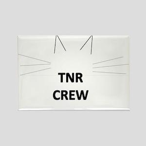 TNRcrew Rectangle Magnet