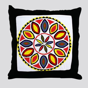 Daddy Hex 1 Throw Pillow