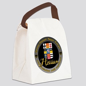 hessian Canvas Lunch Bag