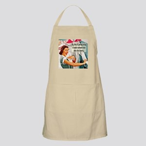 Lucky Laundry Apron