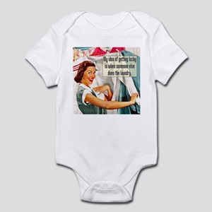 Lucky Laundry Infant Bodysuit