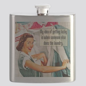 Lucky Laundry Flask