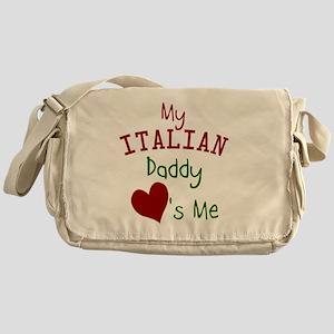 my-italian-daddy-loves-me Messenger Bag
