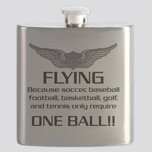 Flying-USArmy Flask