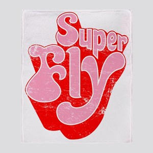Superfly Throw Blanket