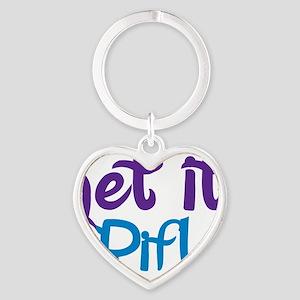 getitrifles Heart Keychain