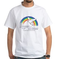 Queer Doves Men's T-Shirt