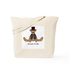 Groom to Be Wedding Tote Bag