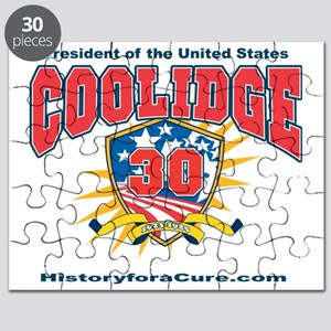 President Calvin Coolidge Puzzle