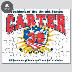 President Jimmy Carter Puzzle