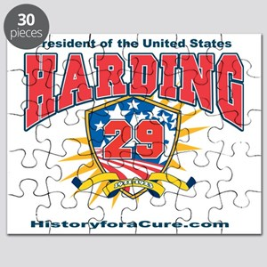 President Warren G Harding Puzzle
