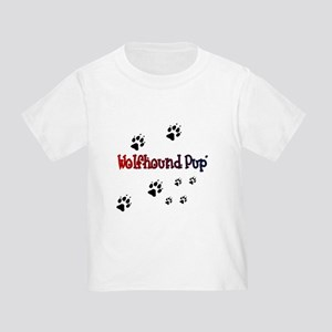 Wolfhound Pup Toddler T-Shirt