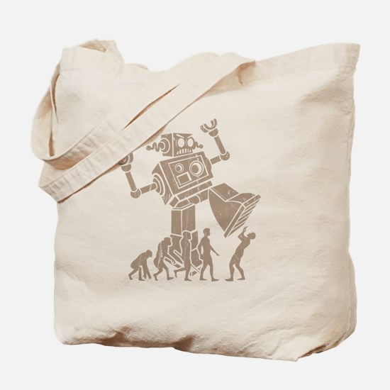 2-robotV2 Tote Bag