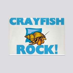 Crayfish rock! Magnets