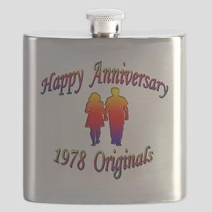 ann 1978 Flask