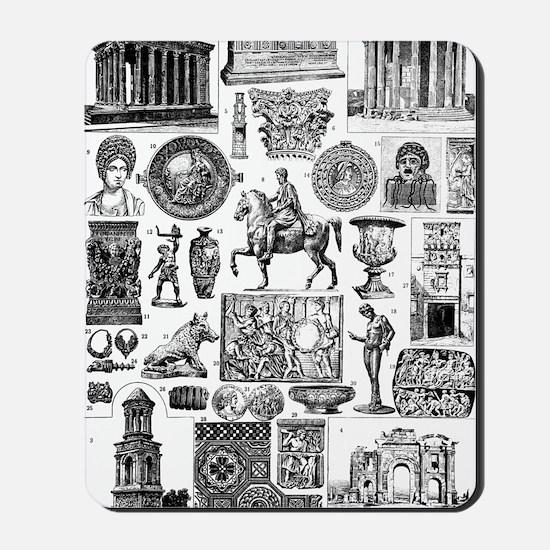 Roman Art II Mousepad