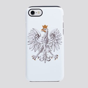 White Eagle of Poland iPhone 7 Tough Case
