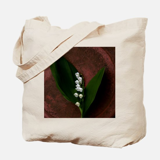 Lily of the Valley Keepsake Tote Bag